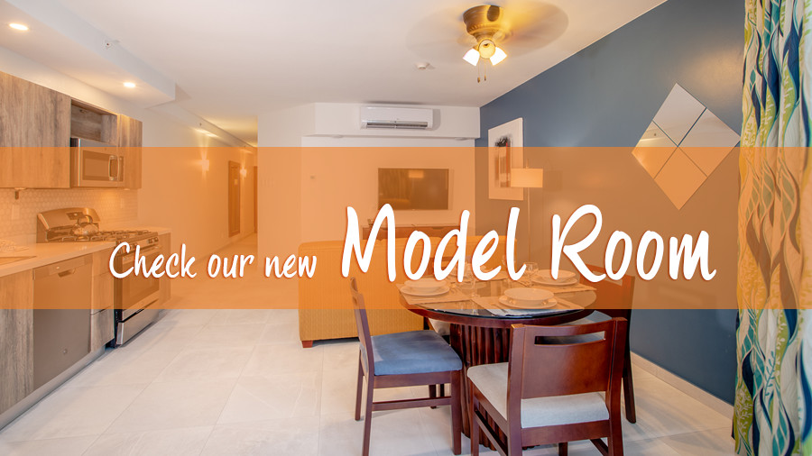 Our Model Room